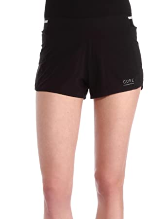 Gore Running Wear Women's Air 2.0 Lady Shorts (Black, X-Small)