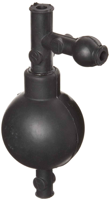Heathrow Scientific HD20632A Pipette Filler 54mm Length x 54mm Width x 130mm Height Rubber Black