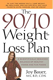The 90/10 Weight Loss Cookbook: 100-Plus Slimming Recipes for the ...