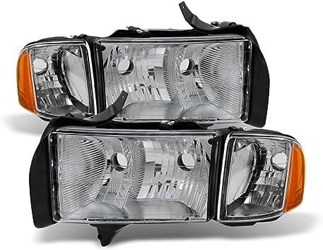 6 inch -Chrome 2000 Dodge NEON Door mount spotlight Passenger side WITH install kit LED Larson Electronics 1015P9JO4O4