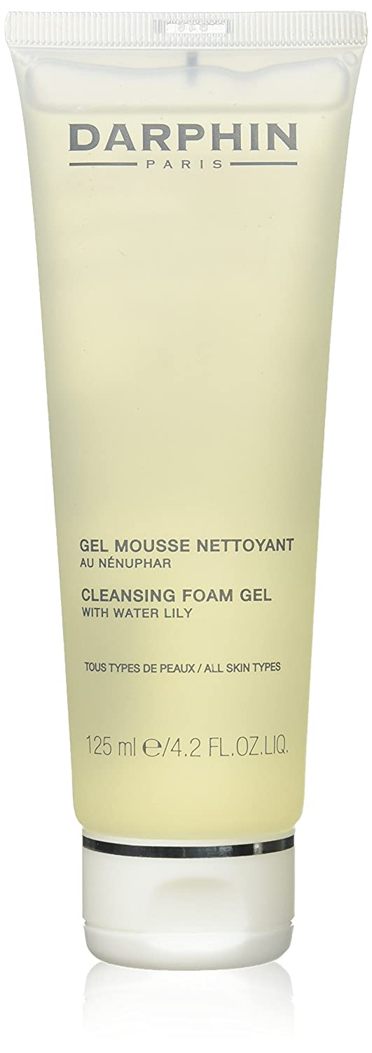 Darphin Cleansing Foam Gel with Water Lily, 4.2 Ounce 101902