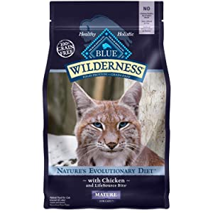 Blue Buffalo Wilderness High Protein Grain Free Dry