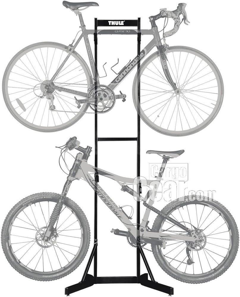 Thule TH578100 5781 Bike Stacker, Soporte Bicicletas, 120.2 x 44.2 x 6.6 cm 13 Kg