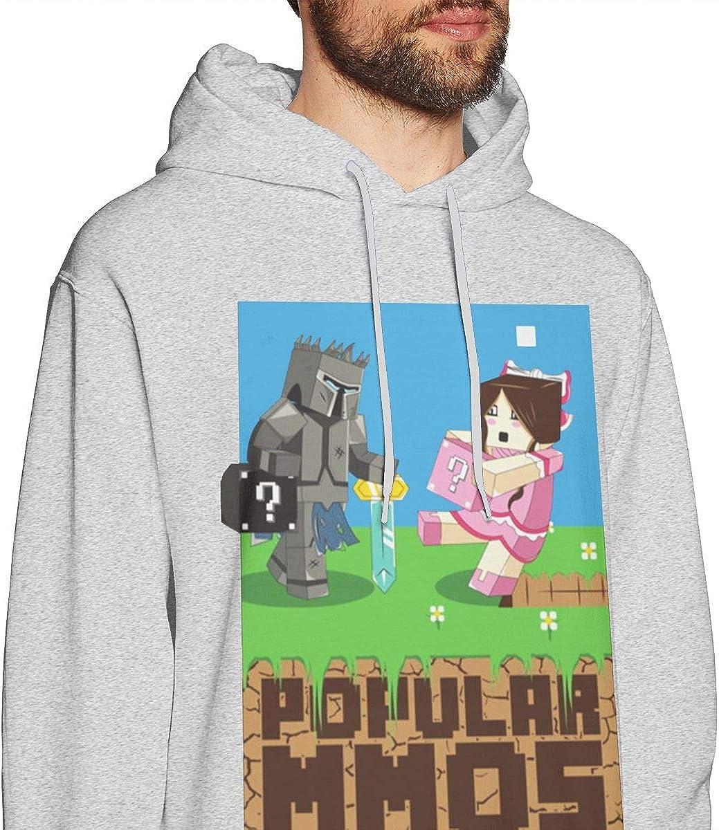 J4b756J Mens Hoodie Sweatshirt Popular-MMOs Sweater Black