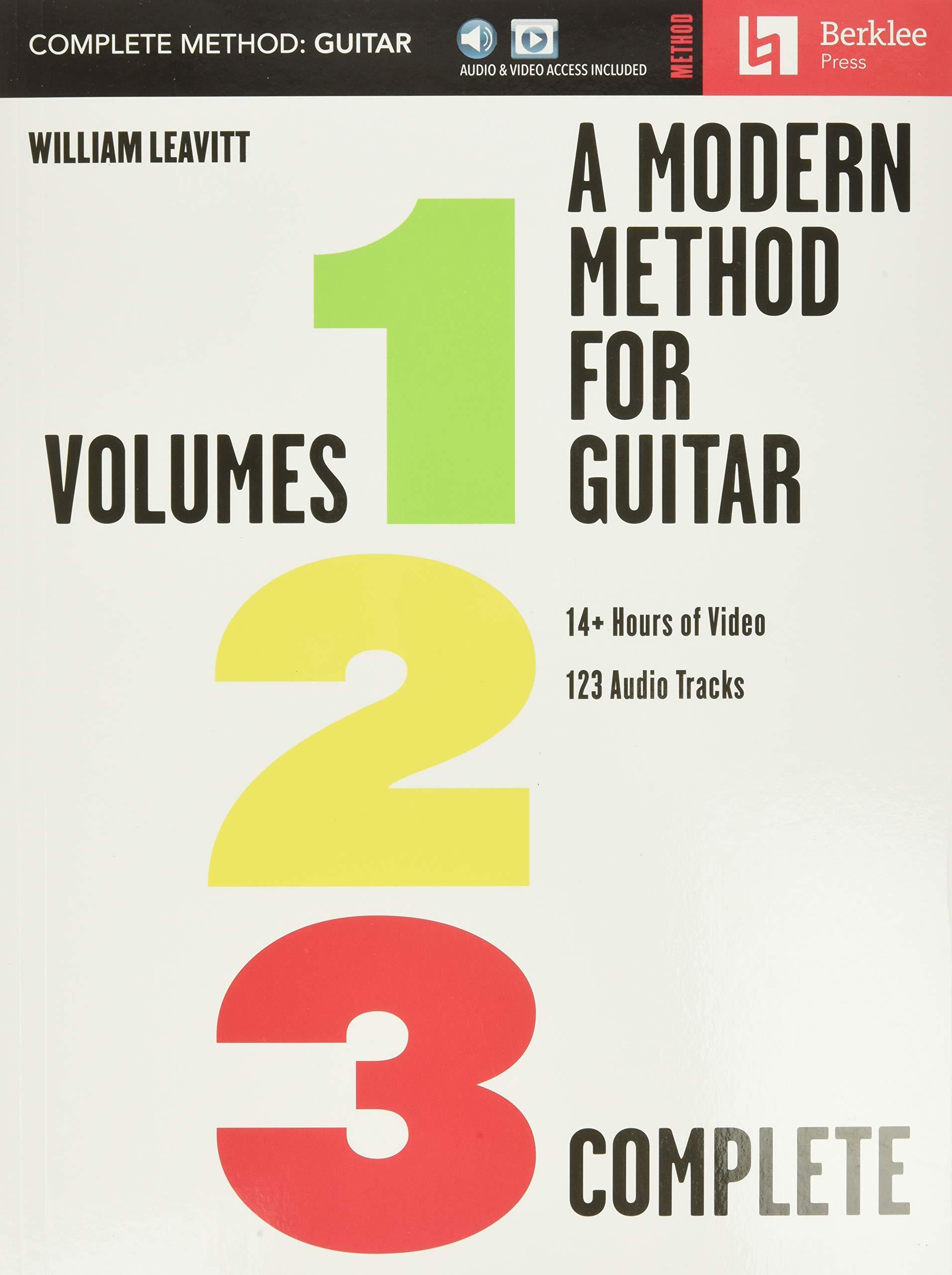 Top 10 Best a modern method for guitar Reviews