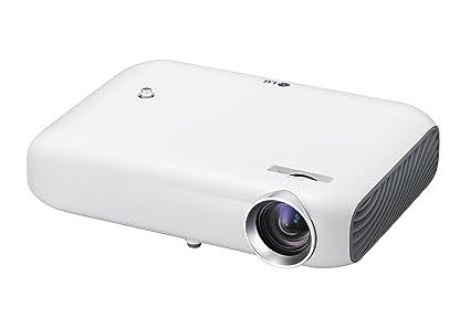 LG PW1000 Video - Proyector (1000 lúmenes ANSI, DLP, WXGA ...