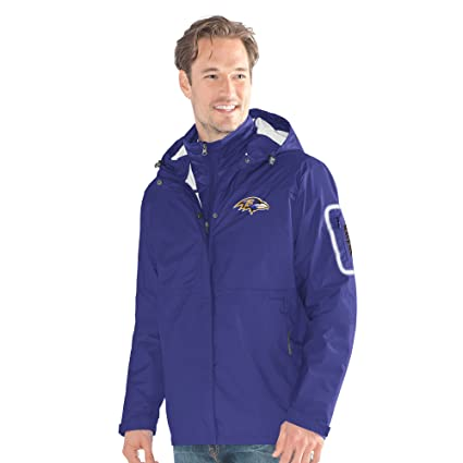b17415976e9 Amazon.com   G-III Sports NFL Acclimation 3-in-1 Systems Jacket ...