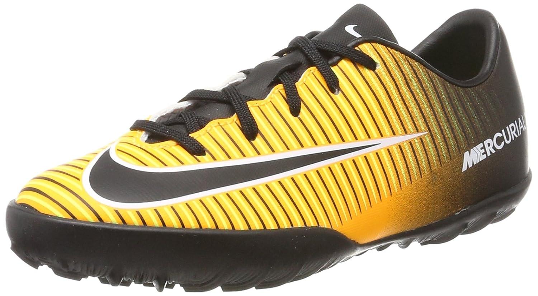 db9b00187dc02 Amazon.com | Nike Kids' Mercurial Victory VI Turf Soccer Cleats | Soccer