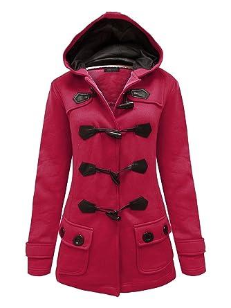 Manteau Duffle Femme Capuche Envy Trench À Boutique Et Veste Coat ZqxtET