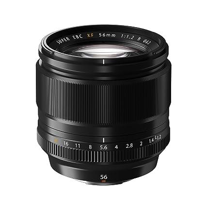 Fujifilm XF 56mm F1 2 R Lens (Black)
