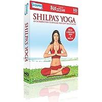 Shilpa's Yoga - Dual Language in Hindi & English (8 GB)