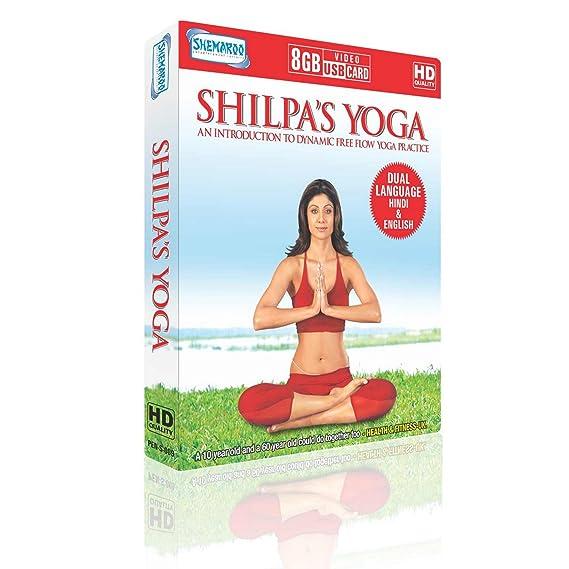 Shilpa Shetty Yoga Cd In Hindi Buy Online Gallery