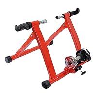 RT55max Turbo Trainer - Home trainer pliant pour vélo - Rouge