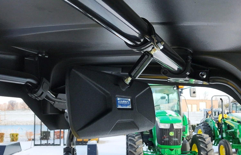 Espejo retrovisor panorámico para JohnDeere XUV550 Gator de 30,48 cm de ancho x 10,16 cm de alto: Amazon.es: Coche y moto