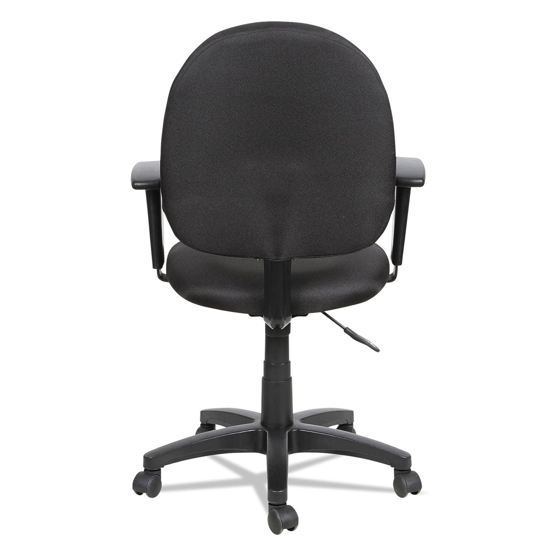 Amazon.com: Alera Essentia Series girar tarea silla con ...