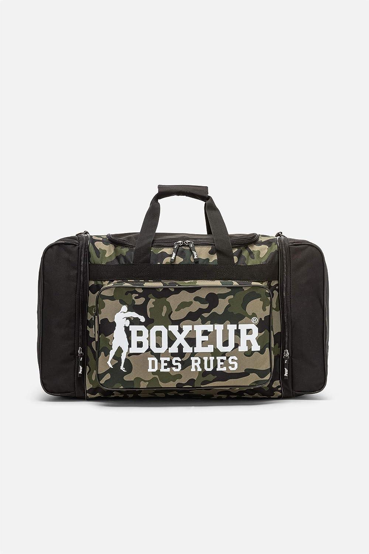 BOXEUR DES RUES Unisex Gym Bag With Adjustable Shoulder Strap