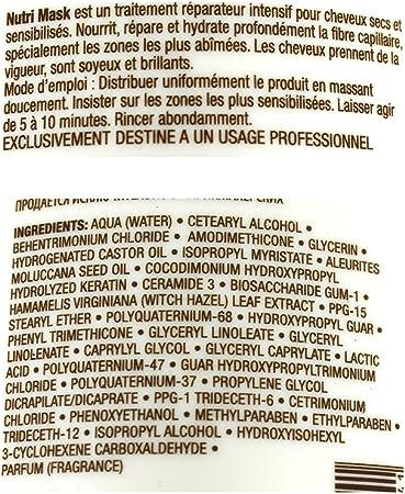 Kin Cosmetics – Mascarilla reparadora Nutri 2