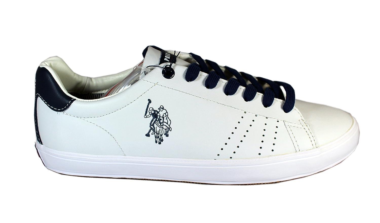 Zapatillas US POLO ASSN LARKIN Blanco - Color - BLANCO, Talla - 44 ...