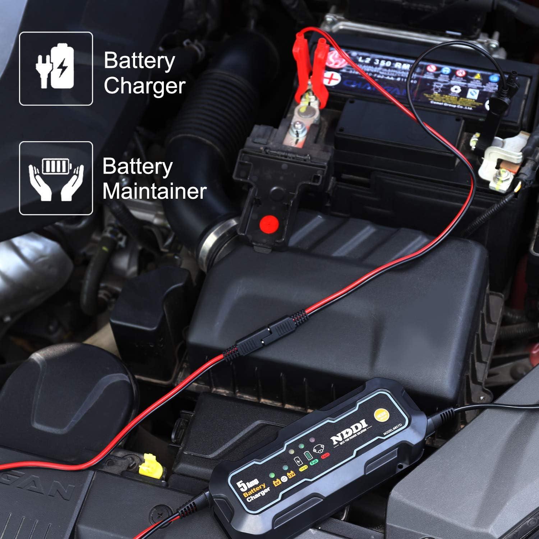 Amazon.com: Cargador de batería automático para remolque de ...