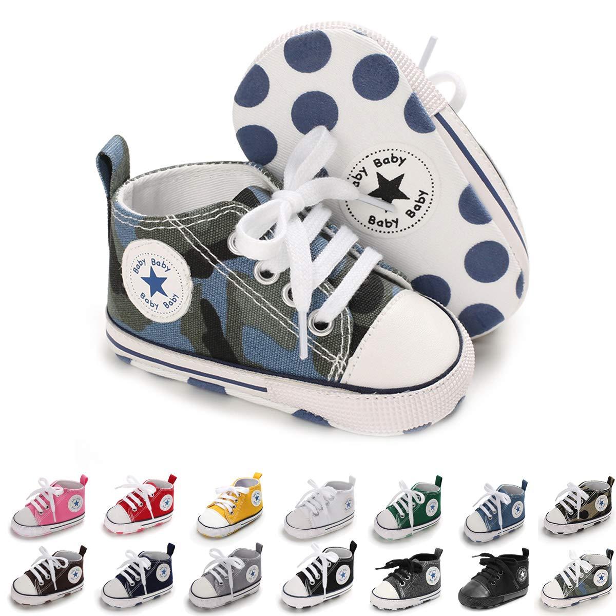 infant nike crib shoes