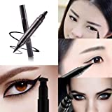 UMFun Easy to Makeup Waterproof Cat Eye Wing...