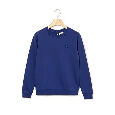 ec9761e3b5 Lacoste Live - Sweat-Shirt Femme - SF2700: Amazon.fr: Vêtements et ...