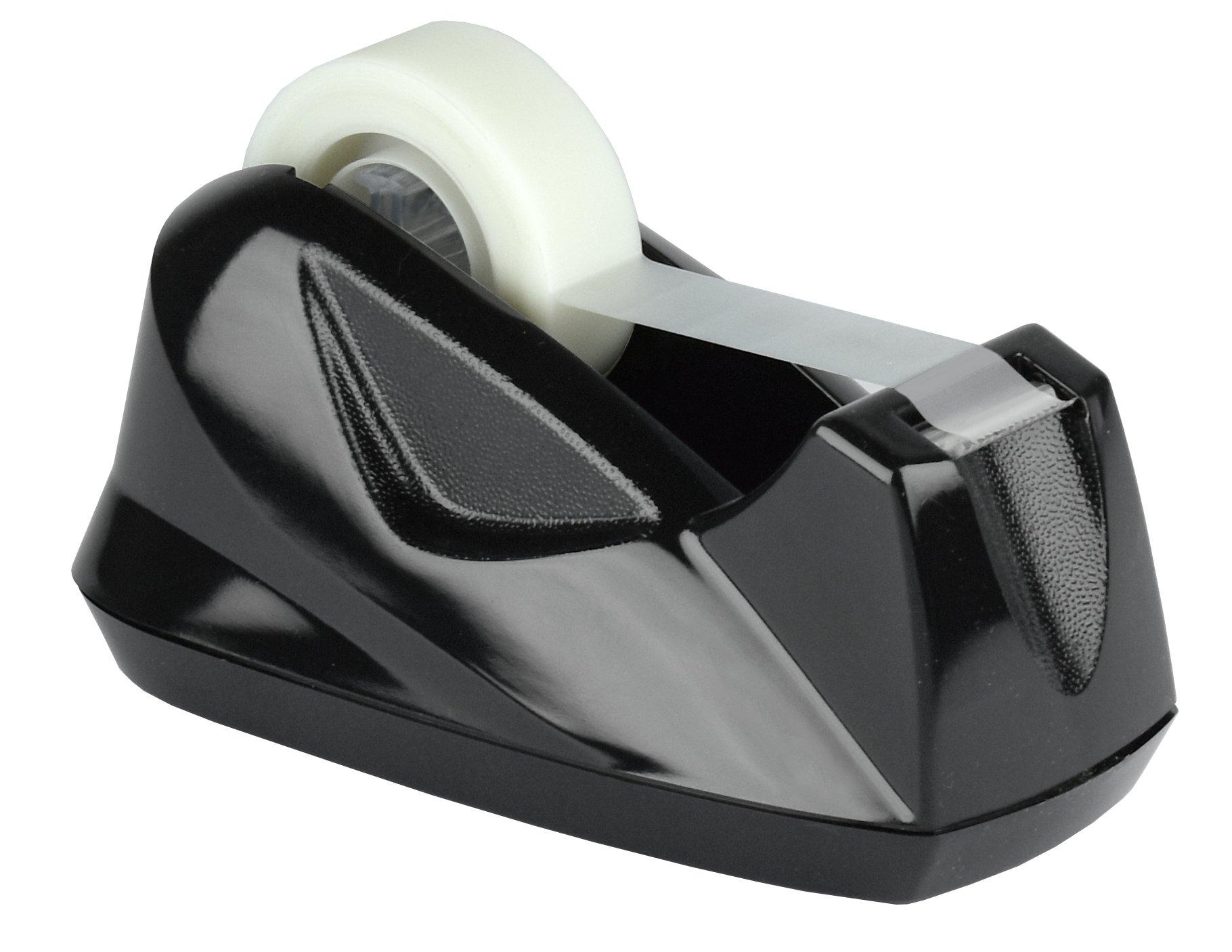 Acrimet Premium Tape Dispenser (Black Color)