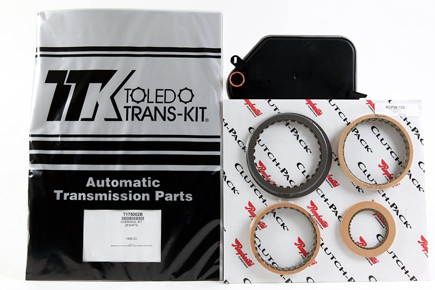 Transmissions & Parts Valve Body Kits ZF5HP19 Automatic ...