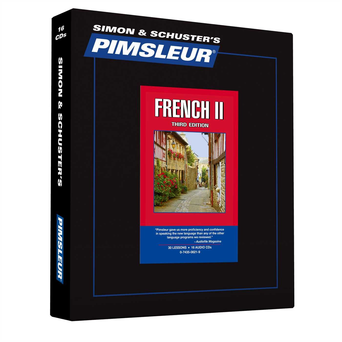 French II 3rd Paul Pimsleur product image