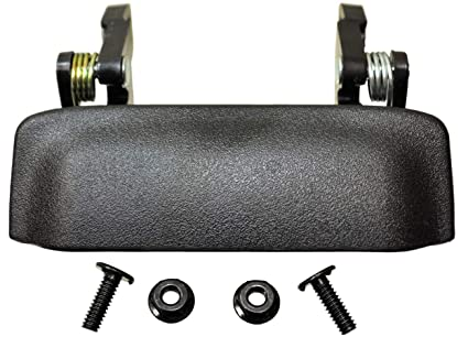 PT Auto Warehouse FO-3545A-F - Outside Exterior Outer Door Handle Textured  sc 1 st  Amazon.com & Amazon.com: PT Auto Warehouse FO-3545A-F - Outside Exterior Outer ...