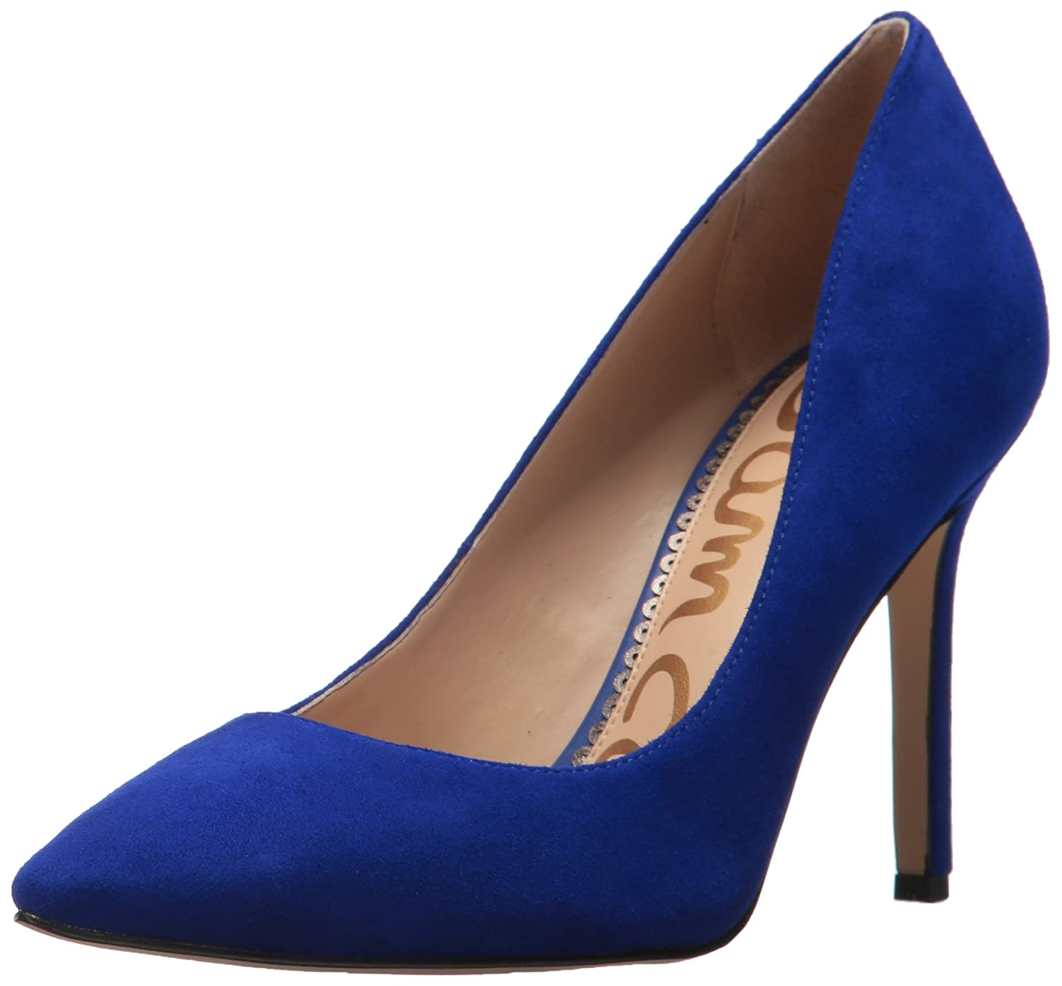 Sam Edelman Women's Hazel Pump B071XWT5NM 7 B(M) US|Blue Iris
