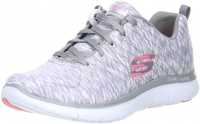 Skechers Flex Appeal 2.0-Reflection, Zapatillas para Mujer 4 Gyw