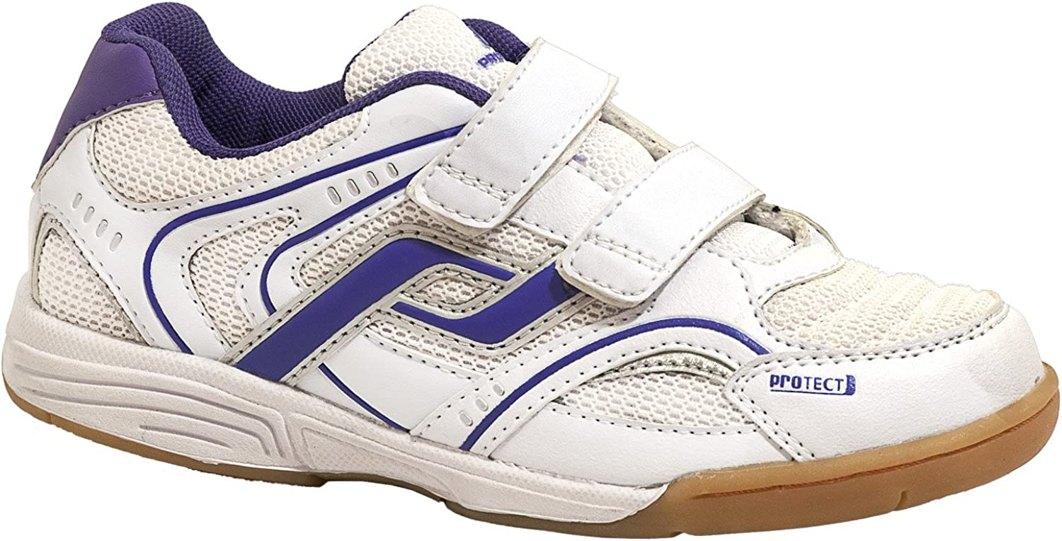 Pro Touch Zapatillas de Interior courtplayer Jr. de Velcro para ...