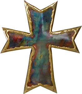 """5"""" Copper Wall Cross & Christmas Gift Cross 