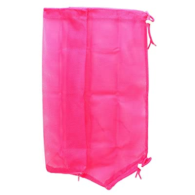 ruiruiNIE Malla Pet Cat Grooming Restraint Bag para el Lavado de baño Nails Cutting Cleaning Bags: Hogar