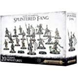 Games Workshop Warhammer Age of Sigmar Slaves to Darkness: The Splintered Fang