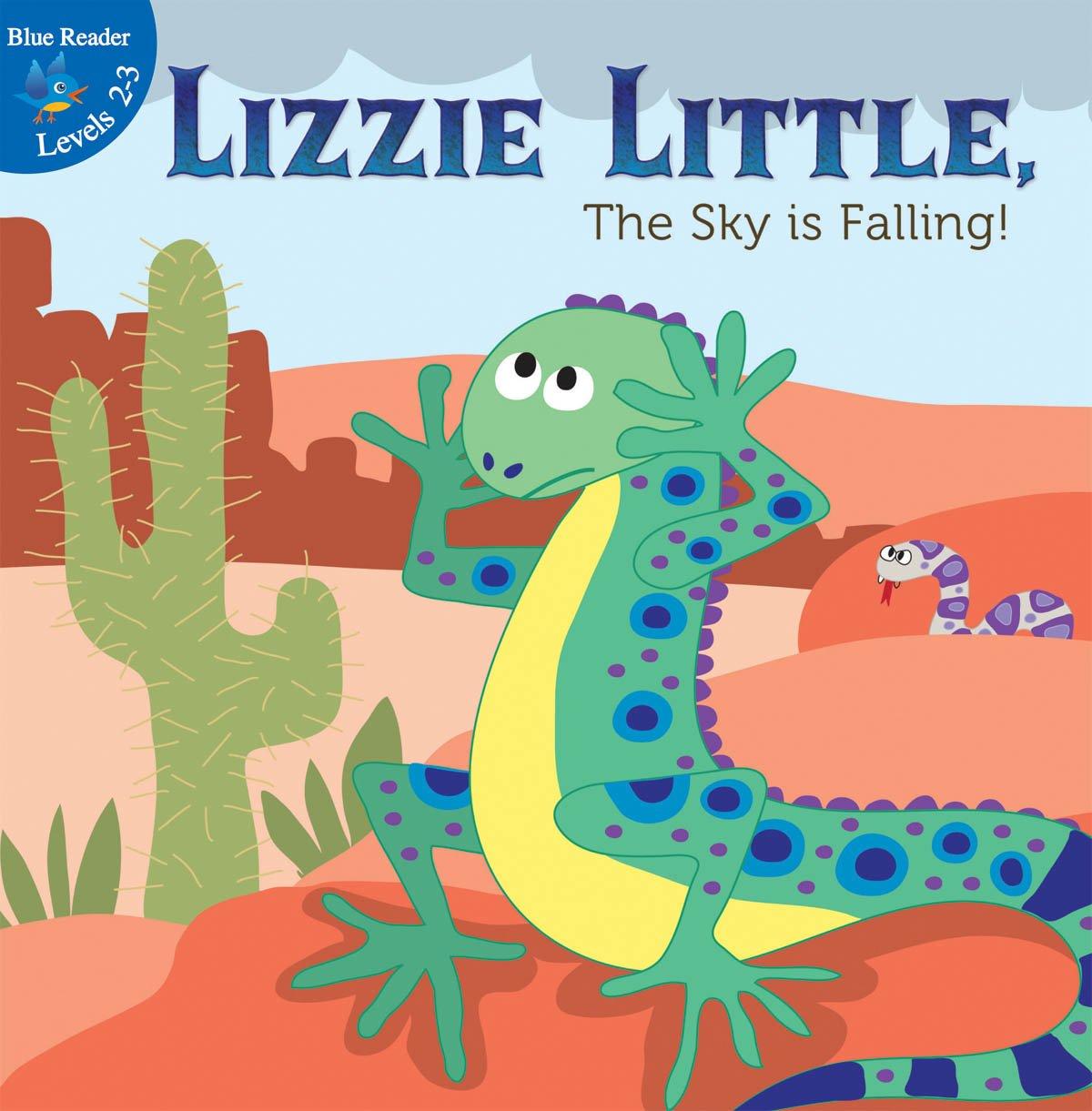 Download Lizzie Little, the Sky is Falling! (Little Birdie Readers) pdf epub