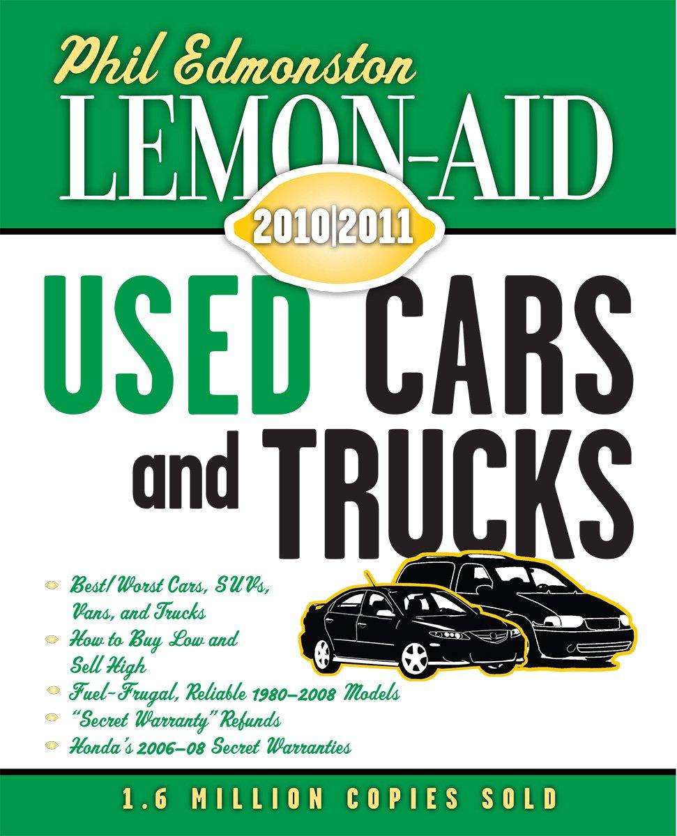 Lemon-Aid Used Cars and Trucks 2010-2011 (Lemon-Aid: Used Cars ...