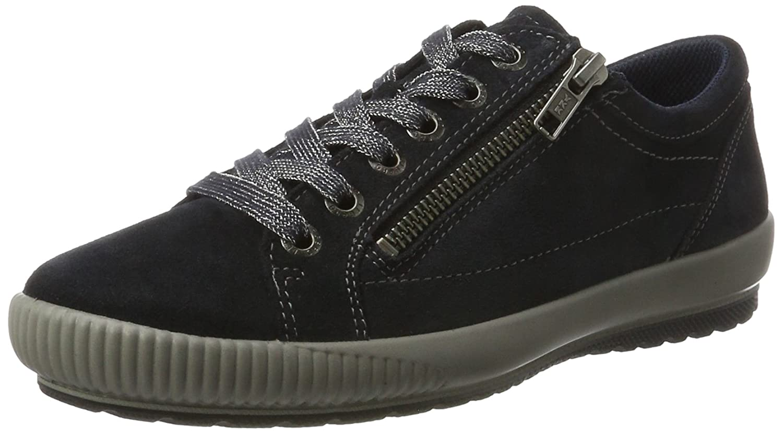 Legero Tanaro, Zapatillas para Mujer 38.5 EU Azul (Pacific 80)