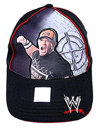 hat boys baseball cap john licensed cena throwback neon