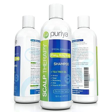 Puriya Moisturizing Shampoo