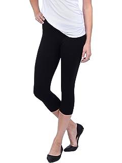 1d5f9e4d80c106 Lysse Leggings for Women-basic Cotton Capri Legging (Style No# 1215)