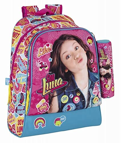 DisneySac à voyage Soy Luna Smile XQj59LC