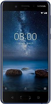 Nokia 8 Smartphone, 64 GB (Reacondicionado Certificado ...