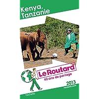 Le Routard Kenya, Tanzanie 2013