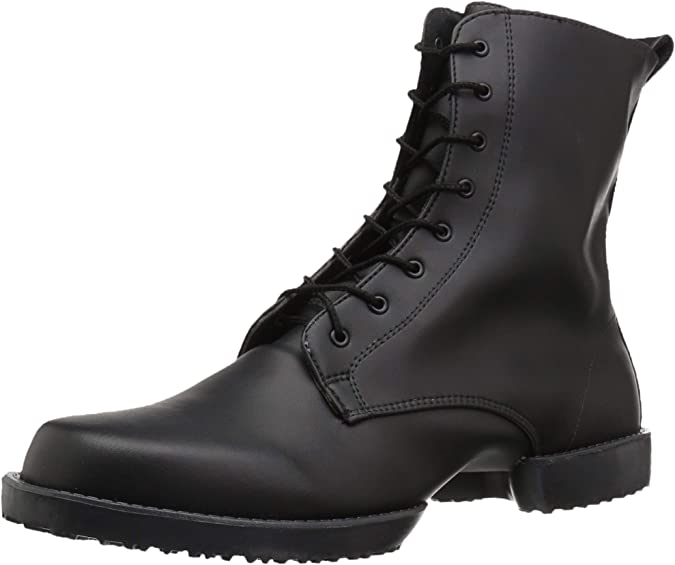 Bloch Women's Militaire Hip Hop Boot Dance Shoe, Black, 8 Medium US