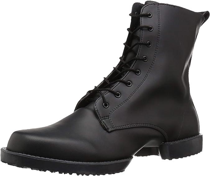 Bloch Women's Militaire Hip Hop Boot Dance Shoe, Black, 8 Medium US