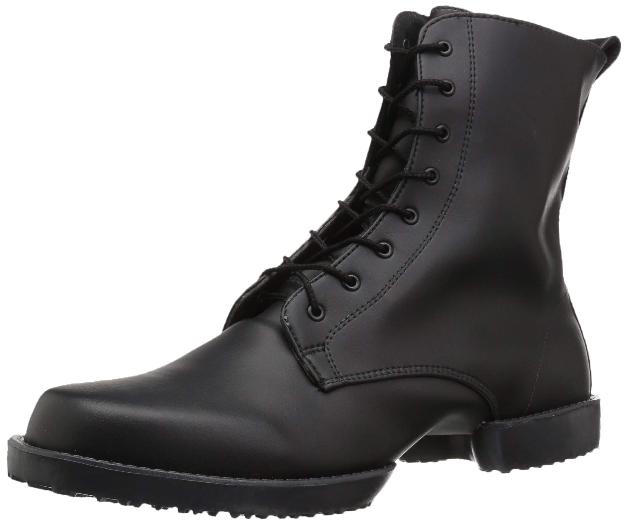 Bloch Women's Militaire Hip Hop Boot Dance Shoe, Black, 7 Medium US by Bloch