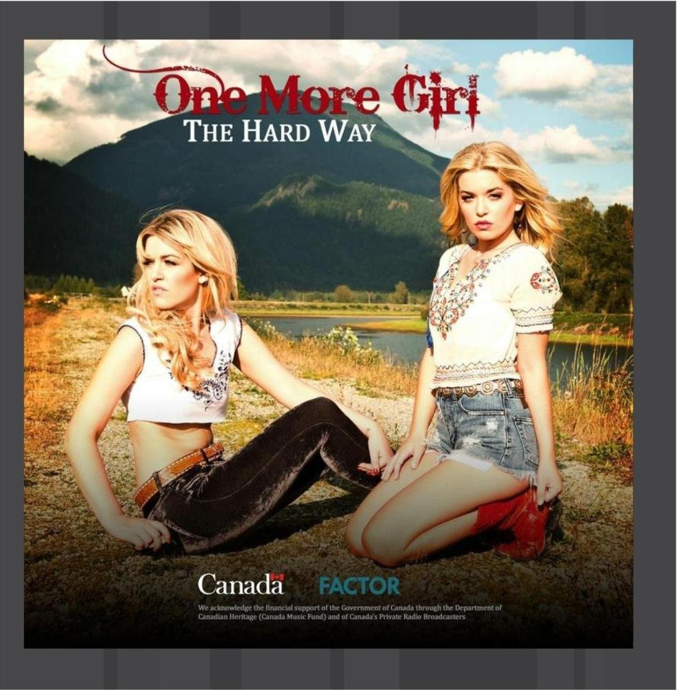 CD : One More Girl - The Hard Way