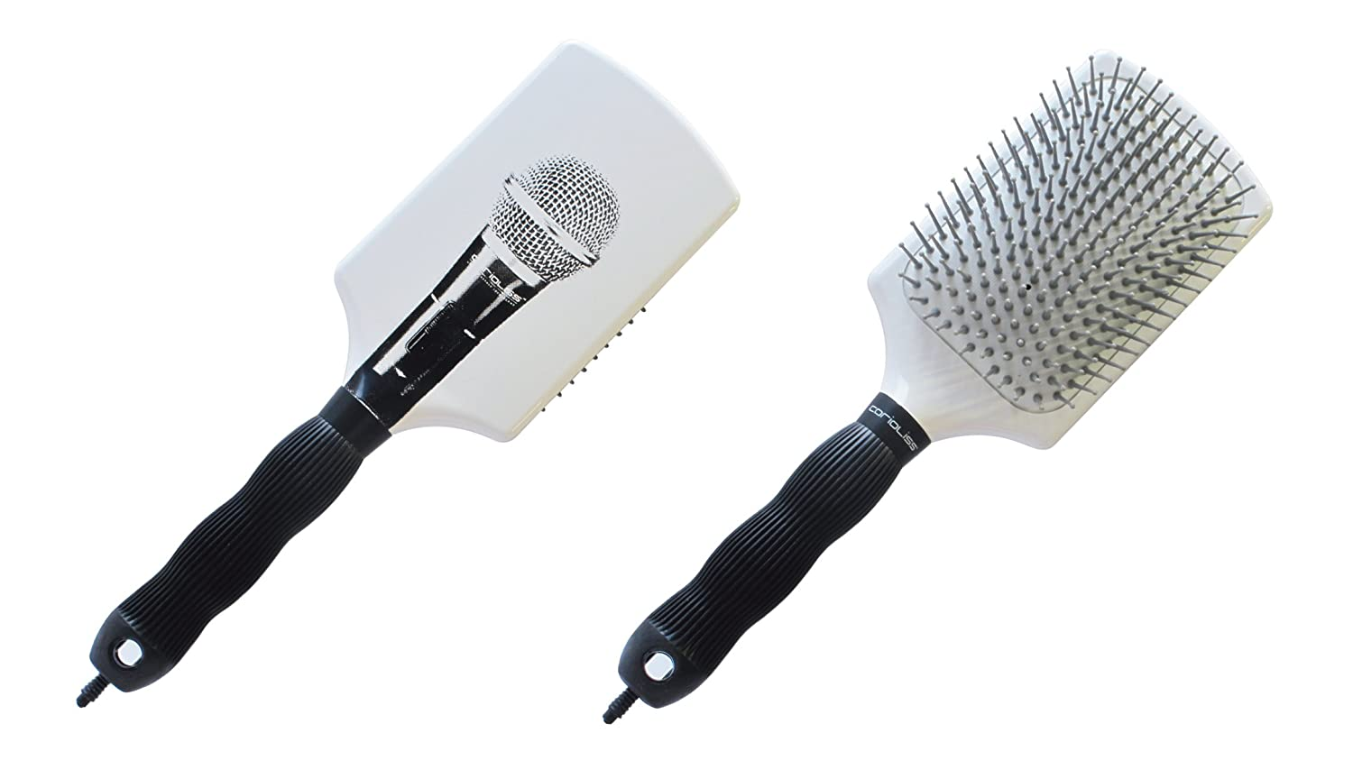 Corioliss White Paddle Brush CORPBWH